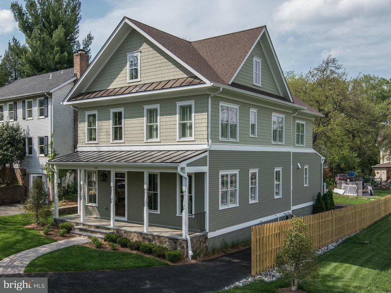 단독 가정 주택 용 매매 에 3905 PROSPECT Street 3905 PROSPECT Street Kensington, 메릴랜드 20895 미국