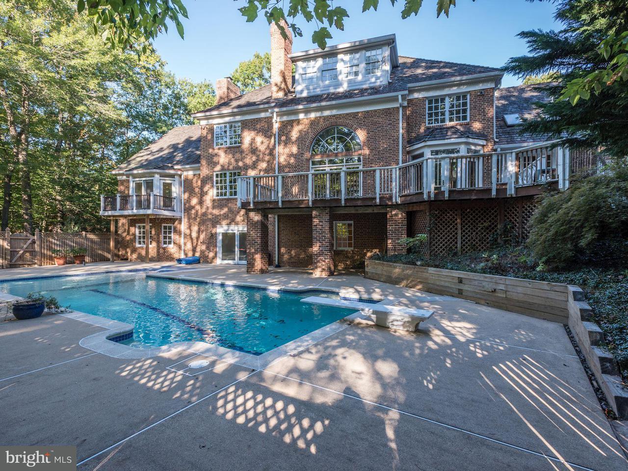 独户住宅 为 销售 在 7601 DUNQUIN Court 7601 DUNQUIN Court Clifton, 弗吉尼亚州 20124 美国