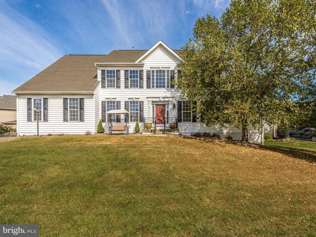 Casa Unifamiliar por un Venta en 6830 Woodcrest Road 6830 Woodcrest Road New Market, Maryland 21774 Estados Unidos