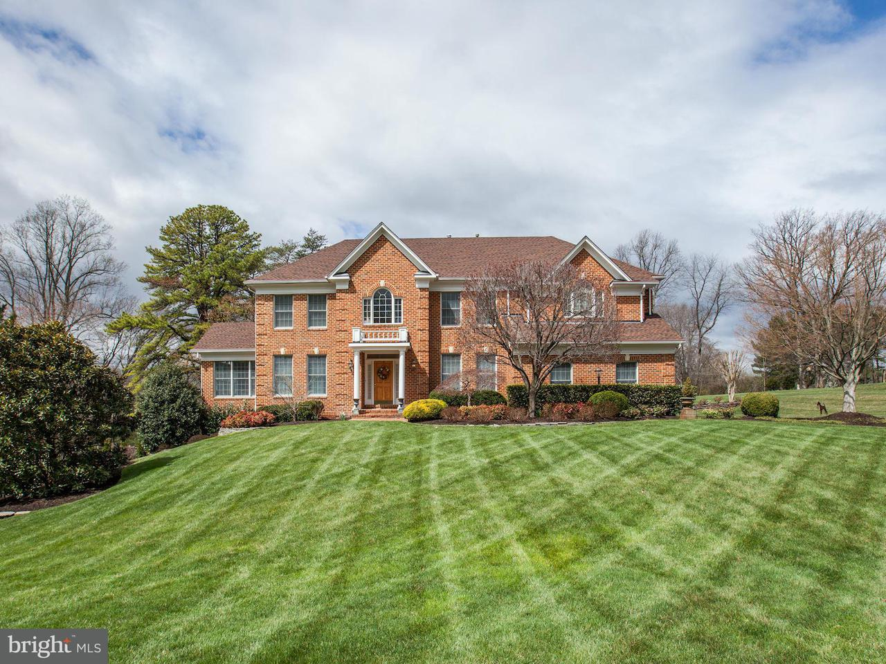 Single Family Home for Sale at 10308 MYSTIC MEADOW WAY 10308 MYSTIC MEADOW WAY Oakton, Virginia 22124 United States
