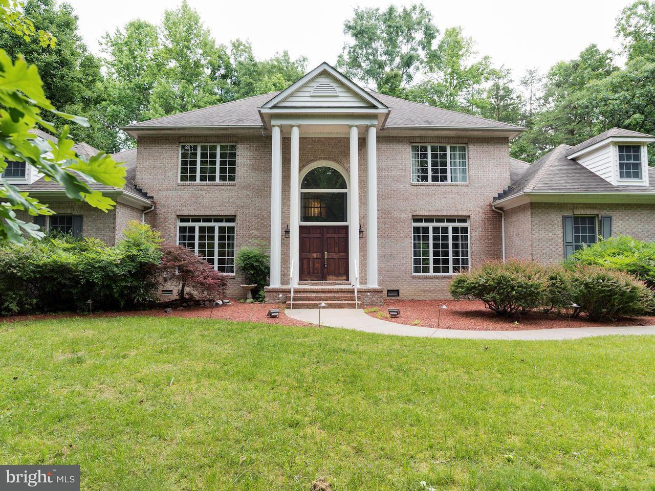 獨棟家庭住宅 為 出售 在 13601 KALMBACKS MILL Drive 13601 KALMBACKS MILL Drive Fredericksburg, 弗吉尼亞州 22407 美國