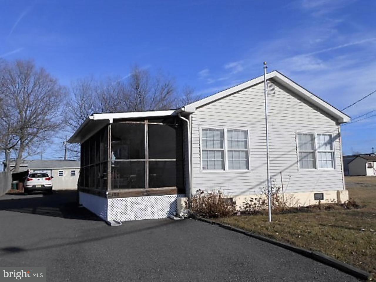Casa Unifamiliar por un Venta en 129 GARRISON Avenue Fortescue, Nueva Jersey 08321 Estados Unidos