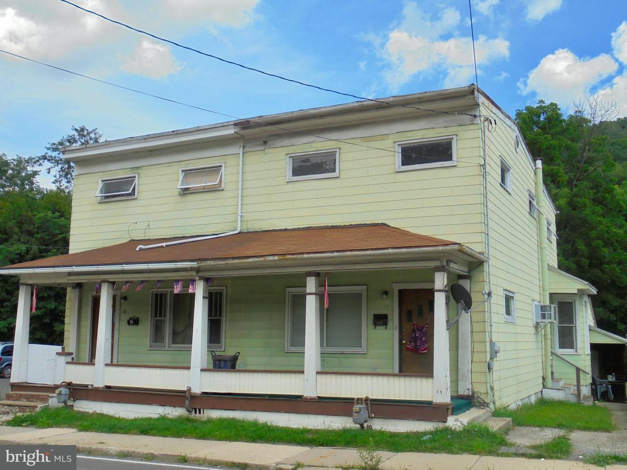Single Family for Sale at 12 Main St Lonaconing, Maryland 21539 United States