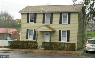 Single Family for Sale at 496 Williams St Cumberland, Maryland 21502 United States