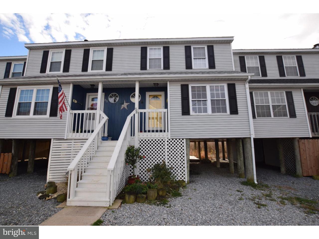 Quadraplex for Rent at 58 WYATT Avenue Frederica, Delaware 19946 United States