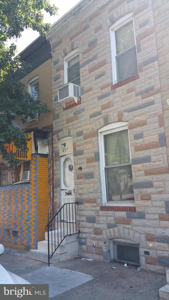 Single Family for Sale at 437 Glover St N Baltimore, Maryland 21224 United States