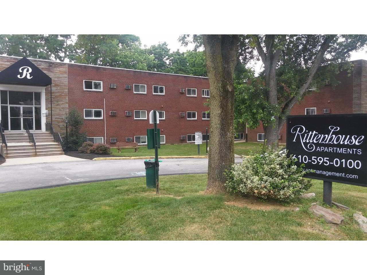 Частный односемейный дом для того Аренда на 501 LAWRENCE RD #A6 Broomall, Пенсильвания 19008 Соединенные Штаты