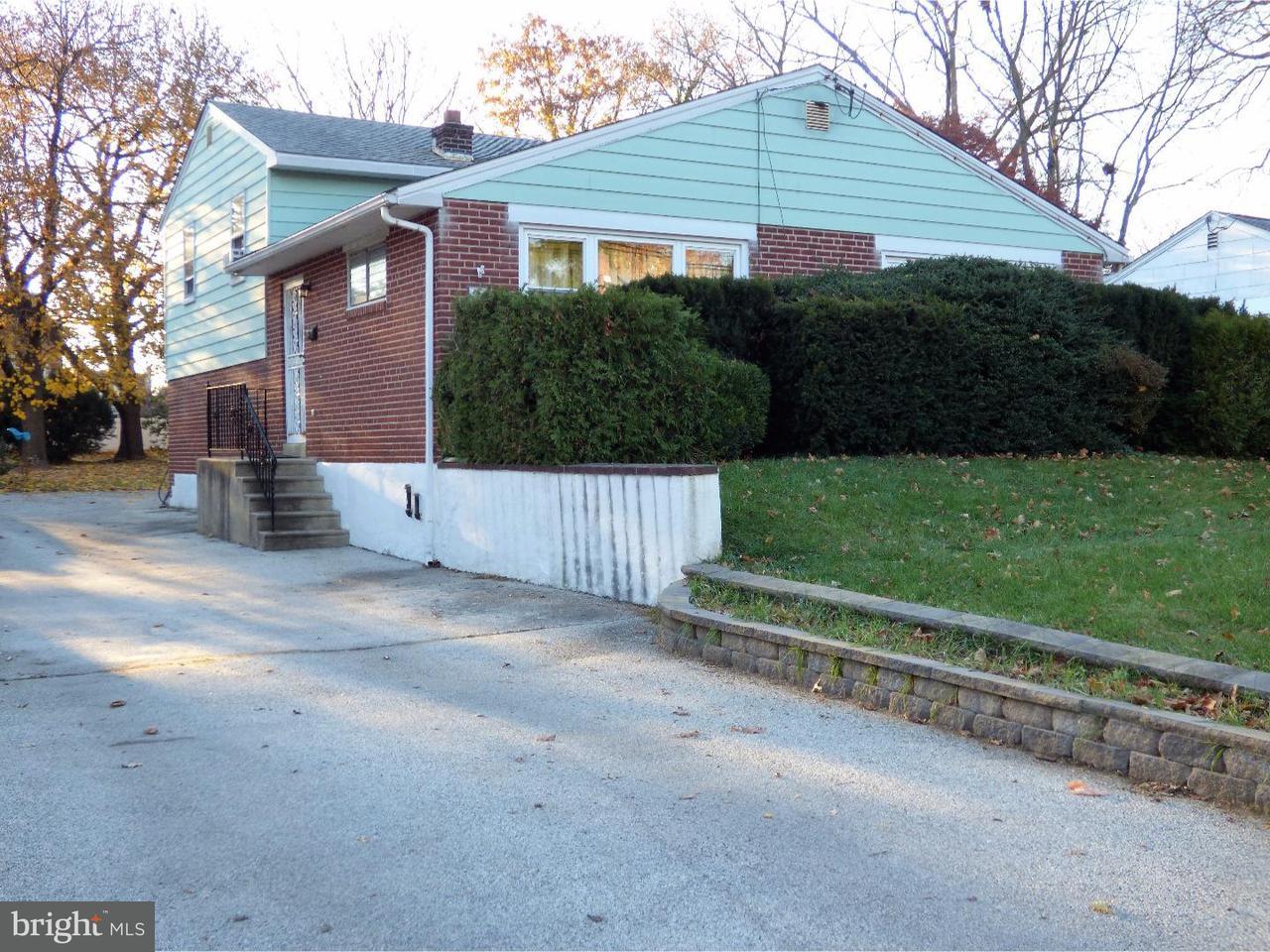 Maison unifamiliale pour l Vente à 24 GLENWOOD Avenue Aldan, Pennsylvanie 19018 États-Unis