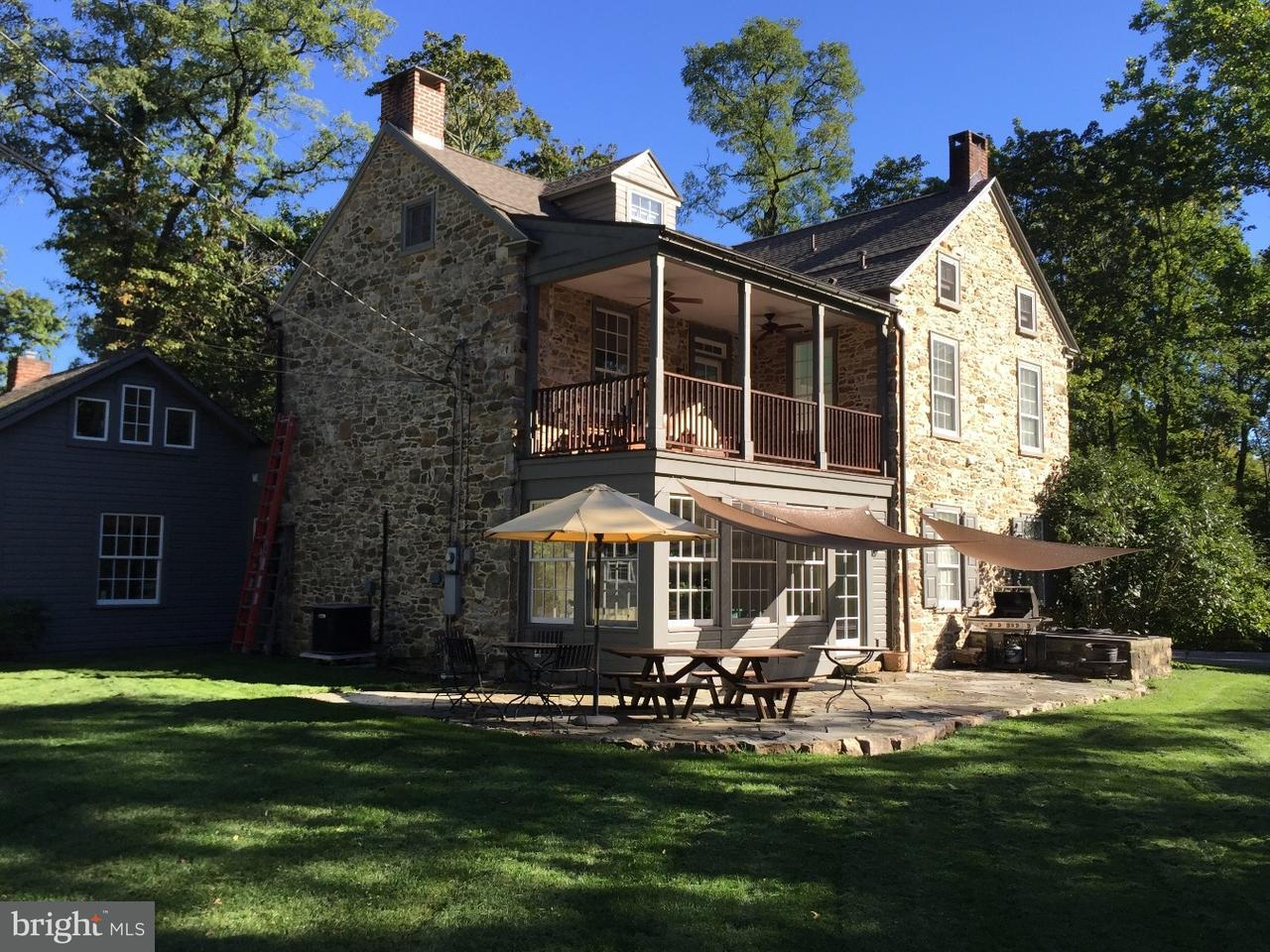 Single Family Home for Sale at 6011 INDIAN CREEK Road Zionsville, Pennsylvania 18092 United States