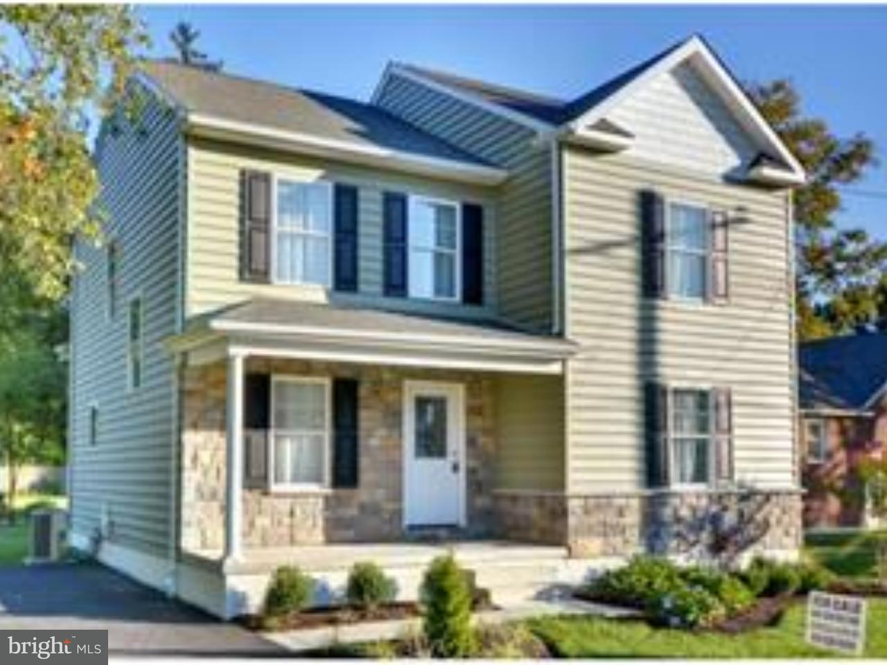 Single Family Home for Sale at 336 HOLMES Road Holmes, Pennsylvania 19043 United States