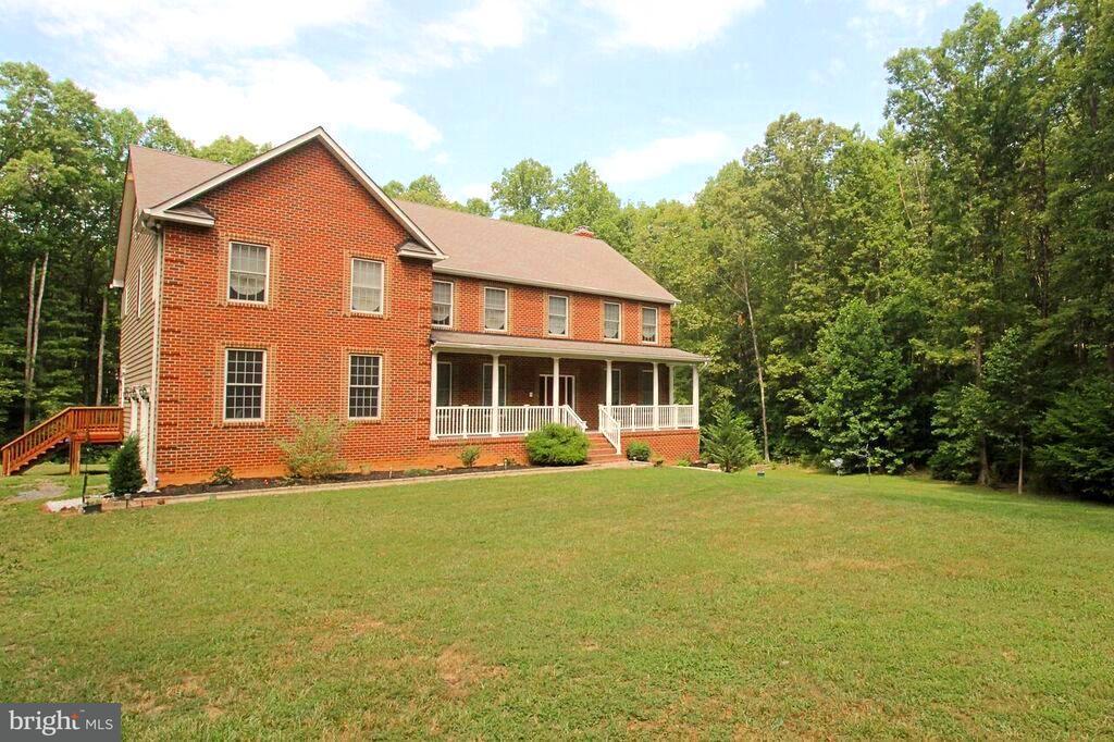 獨棟家庭住宅 為 出售 在 5416 WHELAN WAY 5416 WHELAN WAY Partlow, 弗吉尼亞州 22534 美國