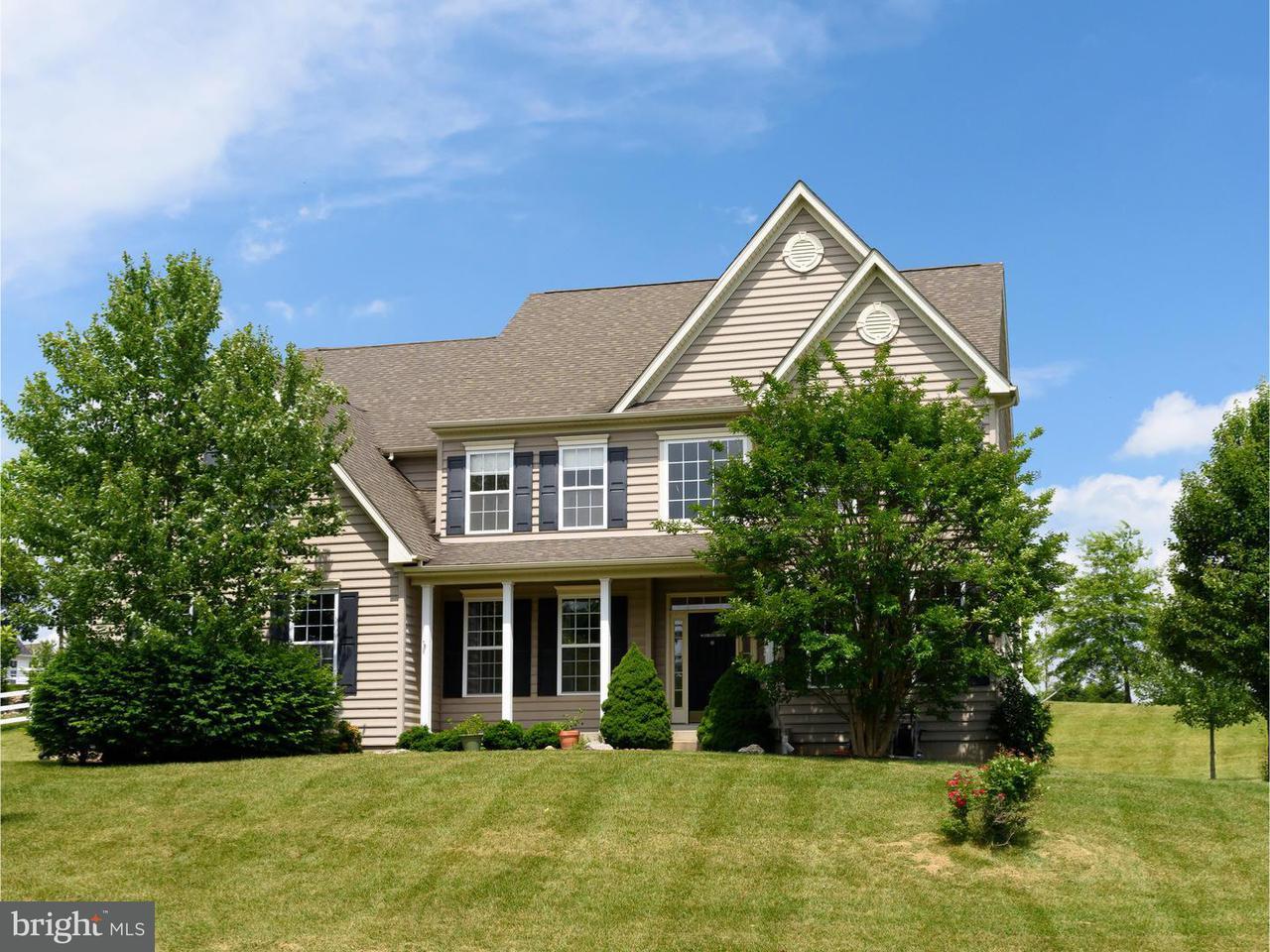 Частный односемейный дом для того Аренда на 146 BRIDLE PATH Lane Coatesville, Пенсильвания 19320 Соединенные Штаты