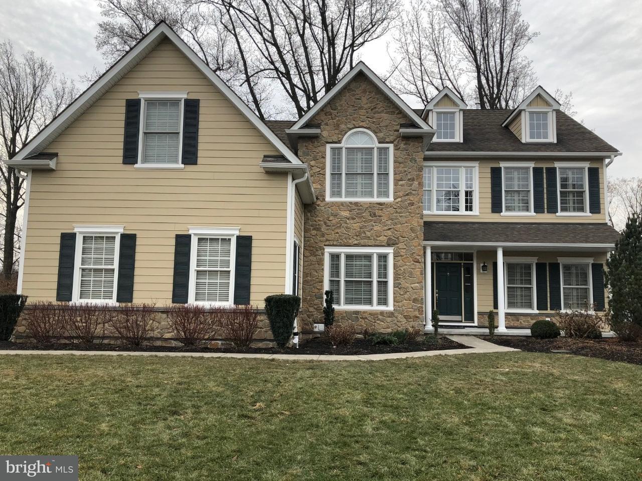 Maison unifamiliale pour l à louer à 8 STONE BARN Lane Thornton, Pennsylvanie 19373 États-Unis