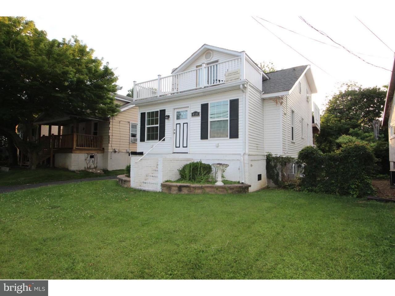 Частный односемейный дом для того Аренда на 418 BLAIR MILL Road Hatboro, Пенсильвания 19040 Соединенные Штаты