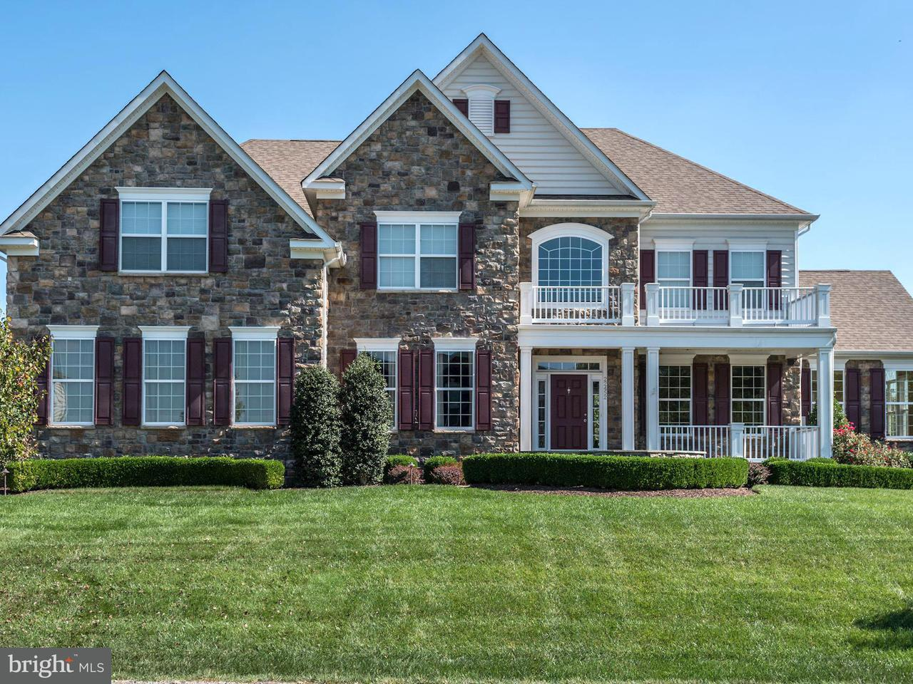 Single Family Home for Sale at 22452 Conservancy Drive 22452 Conservancy Drive Ashburn, Virginia 20148 United States