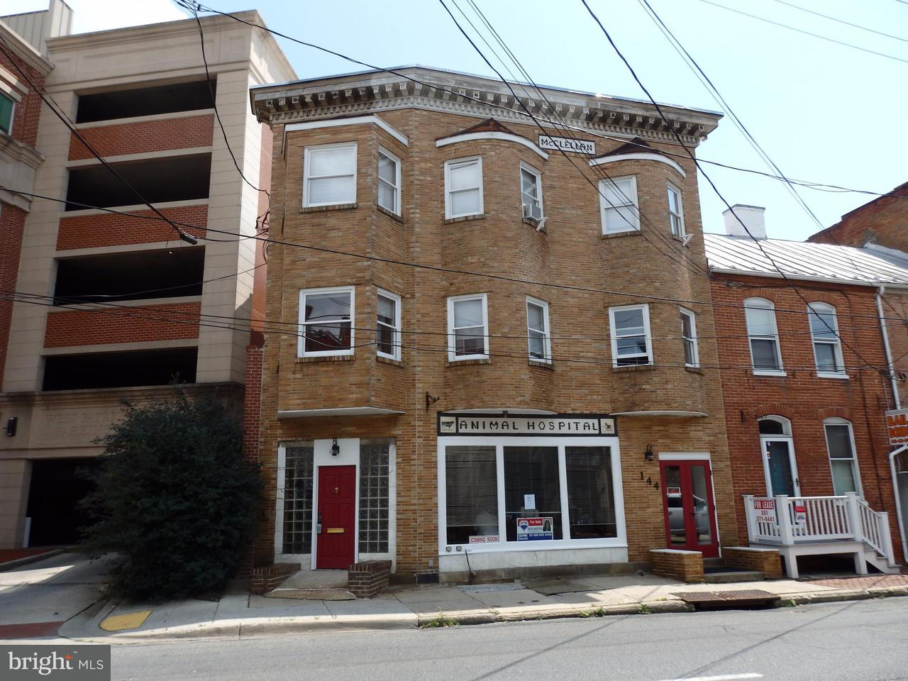 Comercial por un Venta en 142 PATRICK Street 142 PATRICK Street Frederick, Maryland 21701 Estados Unidos