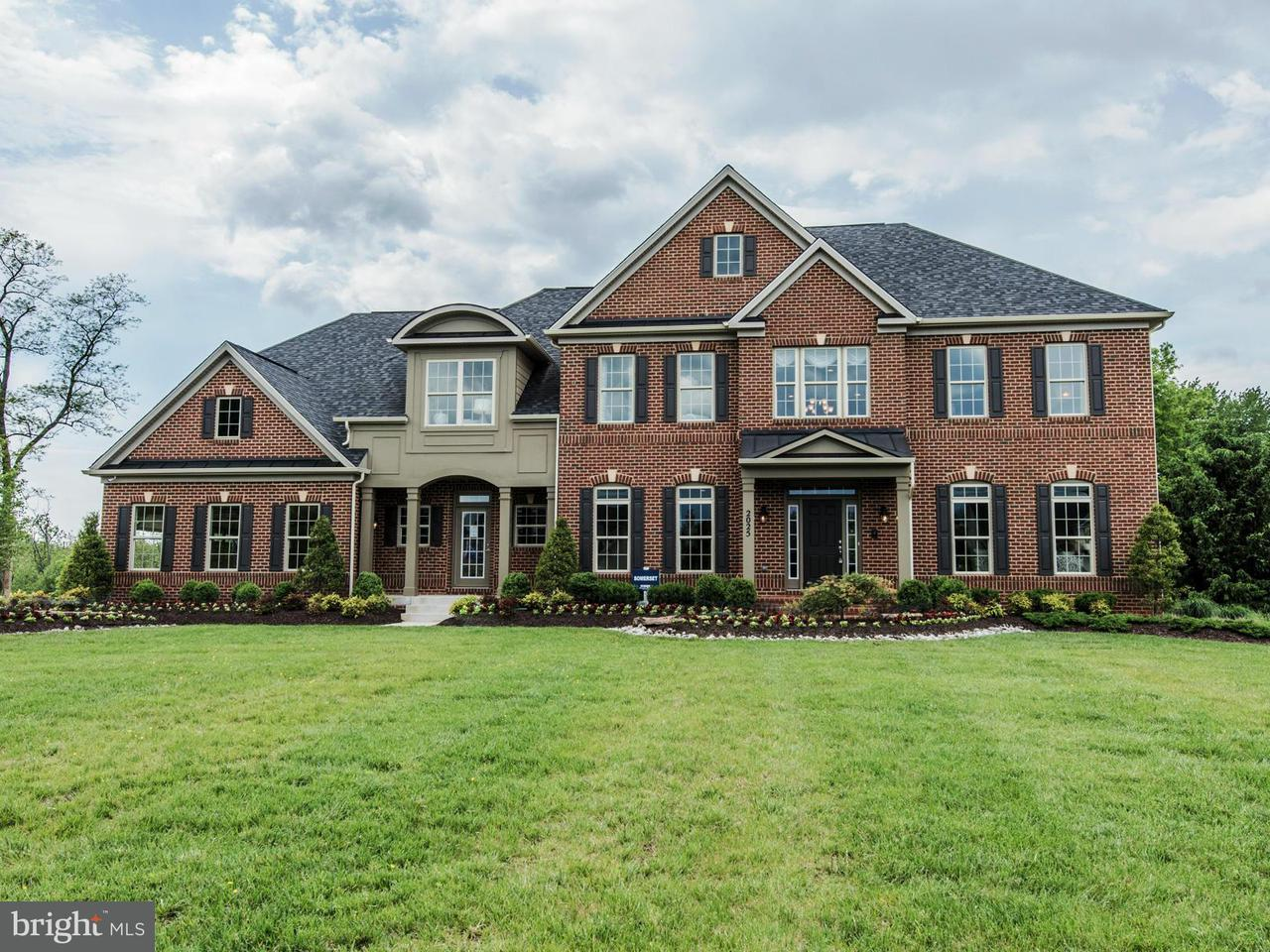 Maison unifamiliale pour l Vente à 2025 DROVERS Lane 2025 DROVERS Lane Cooksville, Maryland 21723 États-Unis