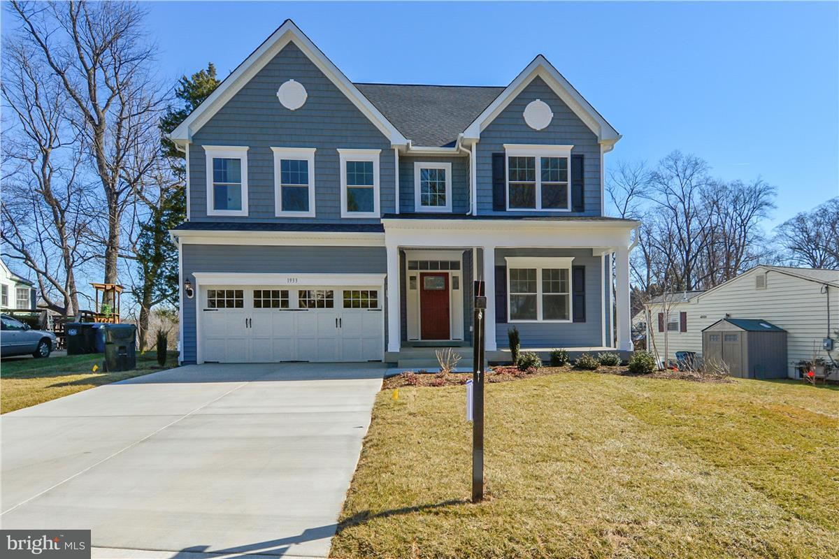 Single Family Home for Sale at 7504 MCWHORTER Place 7504 MCWHORTER Place Annandale, Virginia 22003 United States