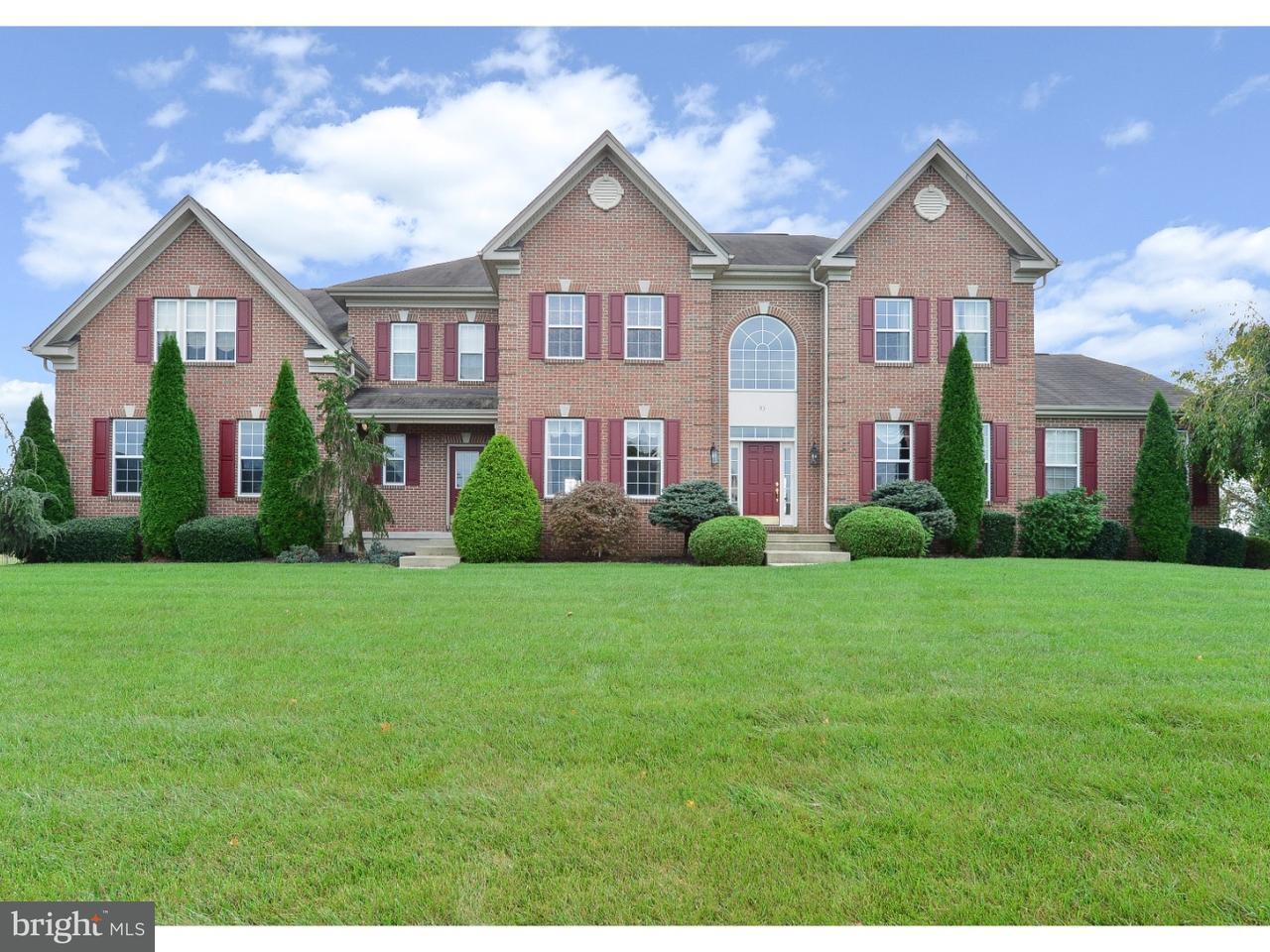 Casa Unifamiliar por un Venta en 93 BALSAM Road Lumberton, Nueva Jersey 08048 Estados Unidos