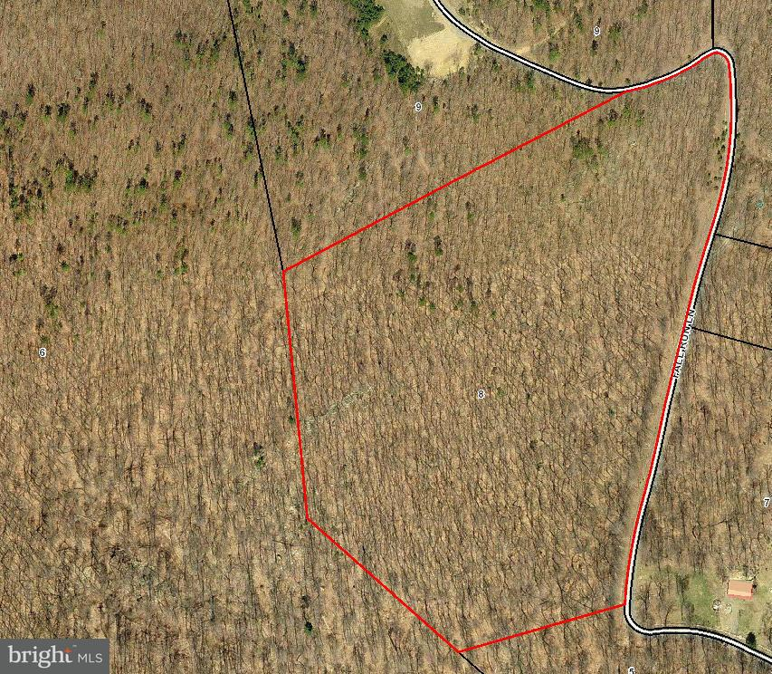 Land for Sale at Fall Run Lane Winchester, Virginia 22602 United States