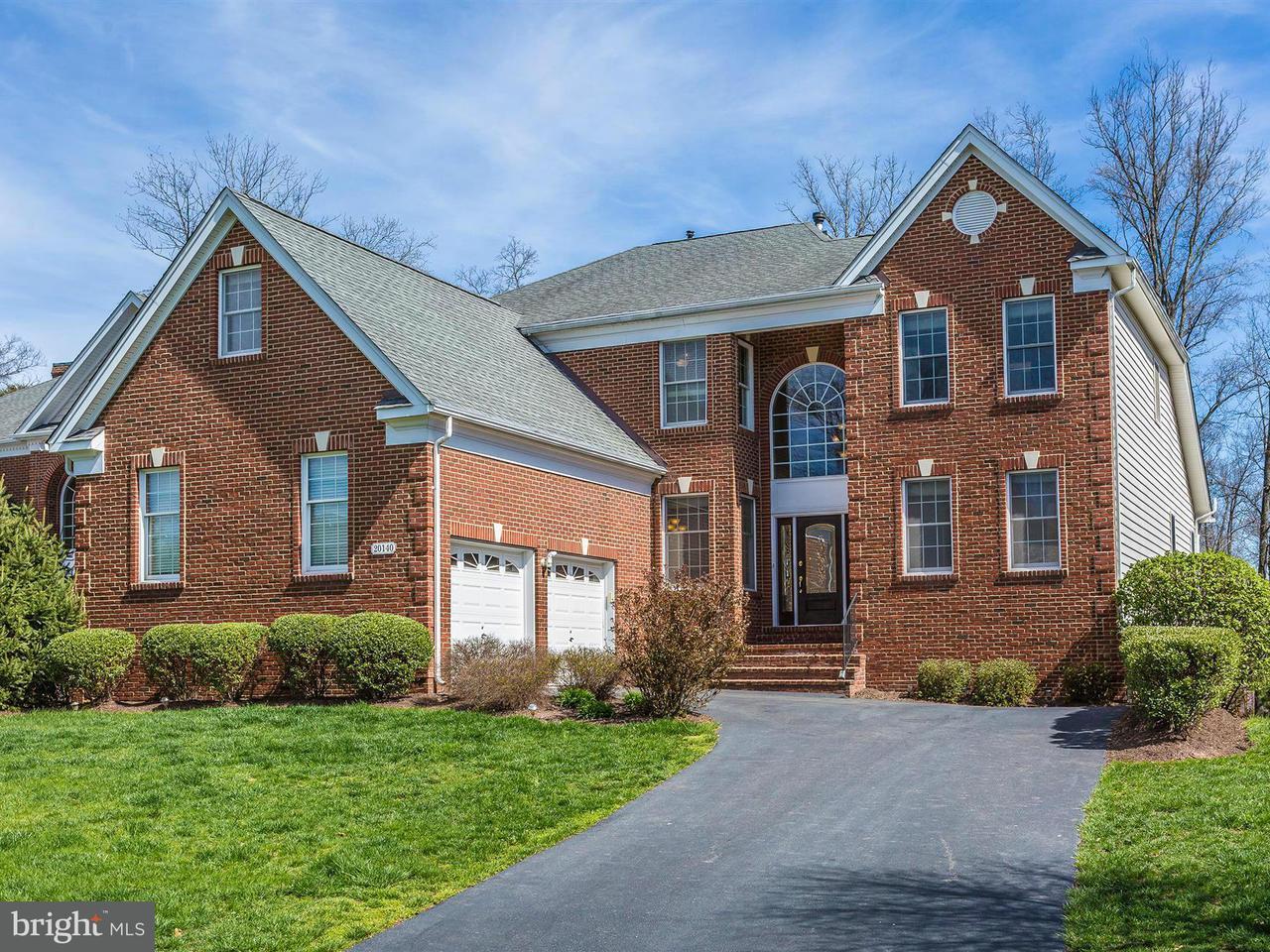 Single Family Home for Sale at 20140 BANDON DUNES Court 20140 BANDON DUNES Court Ashburn, Virginia 20147 United States