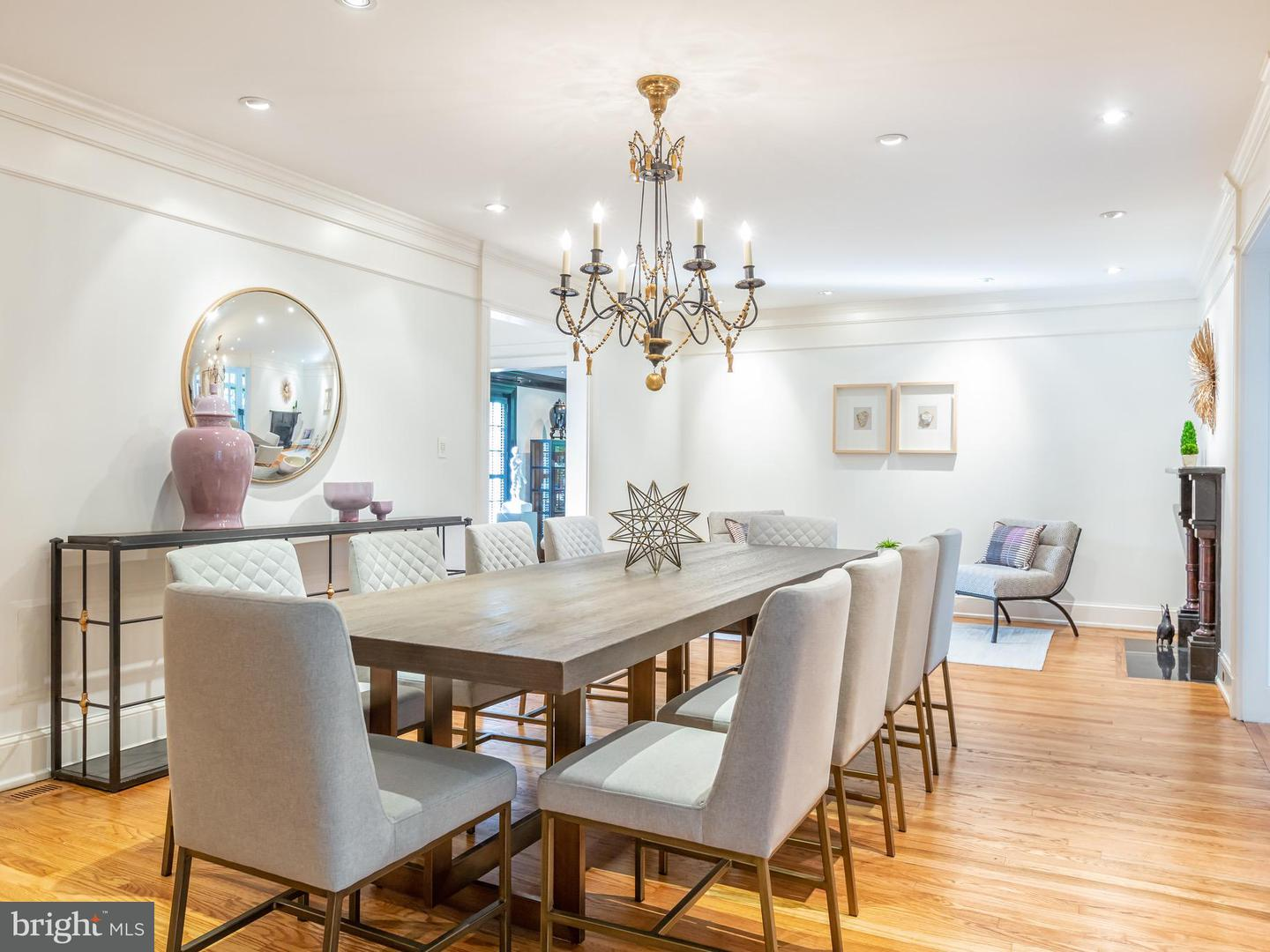 Single Family for Sale at 2845 Mcgill Ter NW Washington, District Of Columbia 20008 United States
