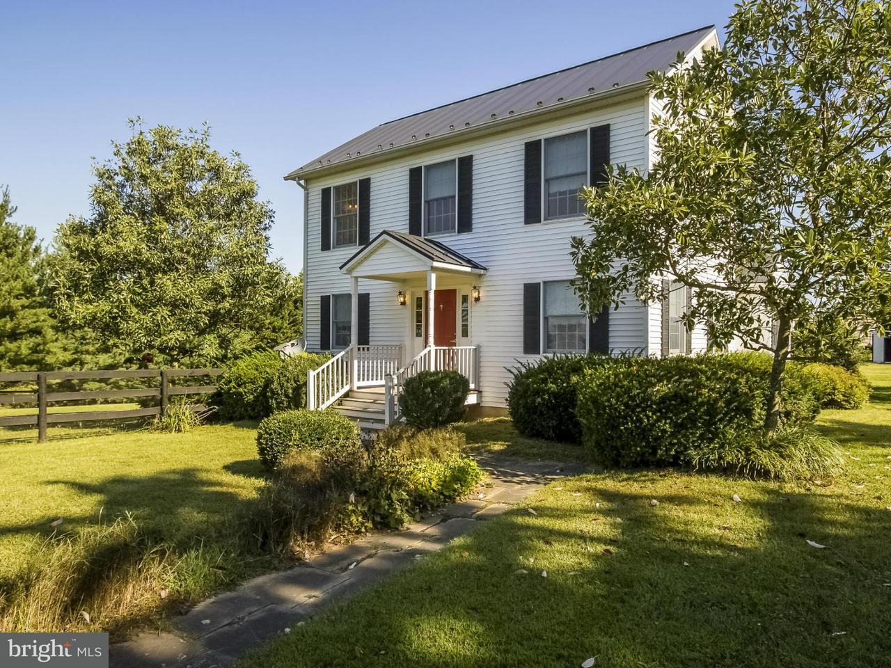 农场 为 销售 在 1070 BERRYS FERRY Road 1070 BERRYS FERRY Road White Post, 弗吉尼亚州 22663 美国