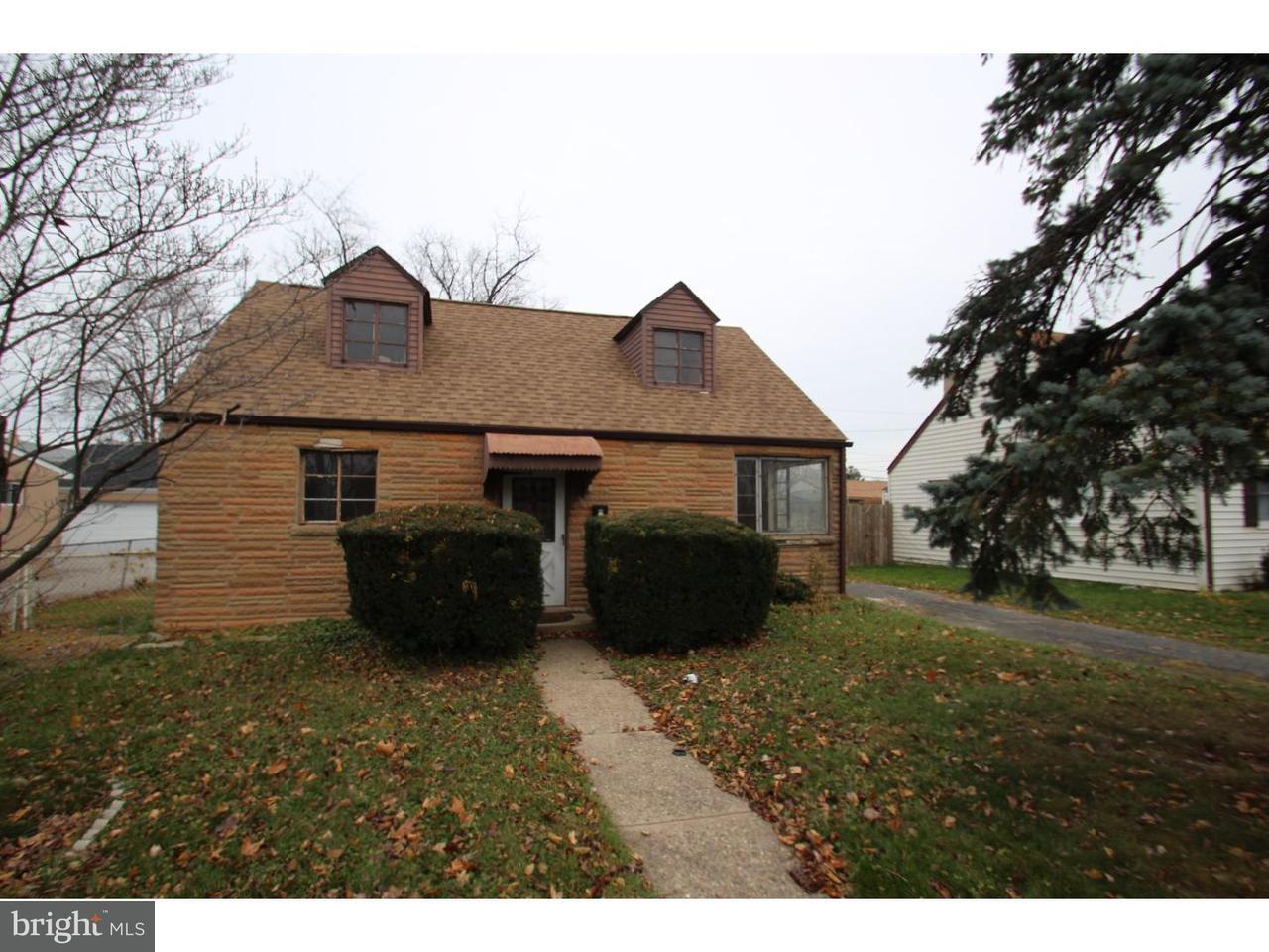 独户住宅 为 销售 在 214 BULLENS Lane Woodlyn, 宾夕法尼亚州 19094 美国