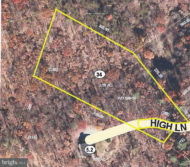 Land for Sale at 0 High Ln Mathias, West Virginia 26812 United States