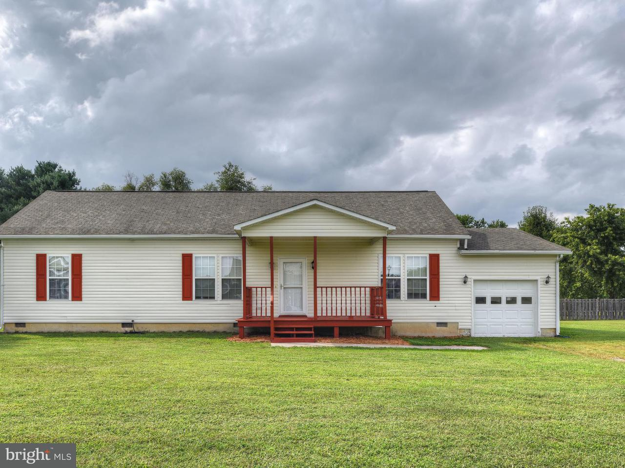 Single Family for Sale at 7252 Port St Port Royal, Virginia 22535 United States