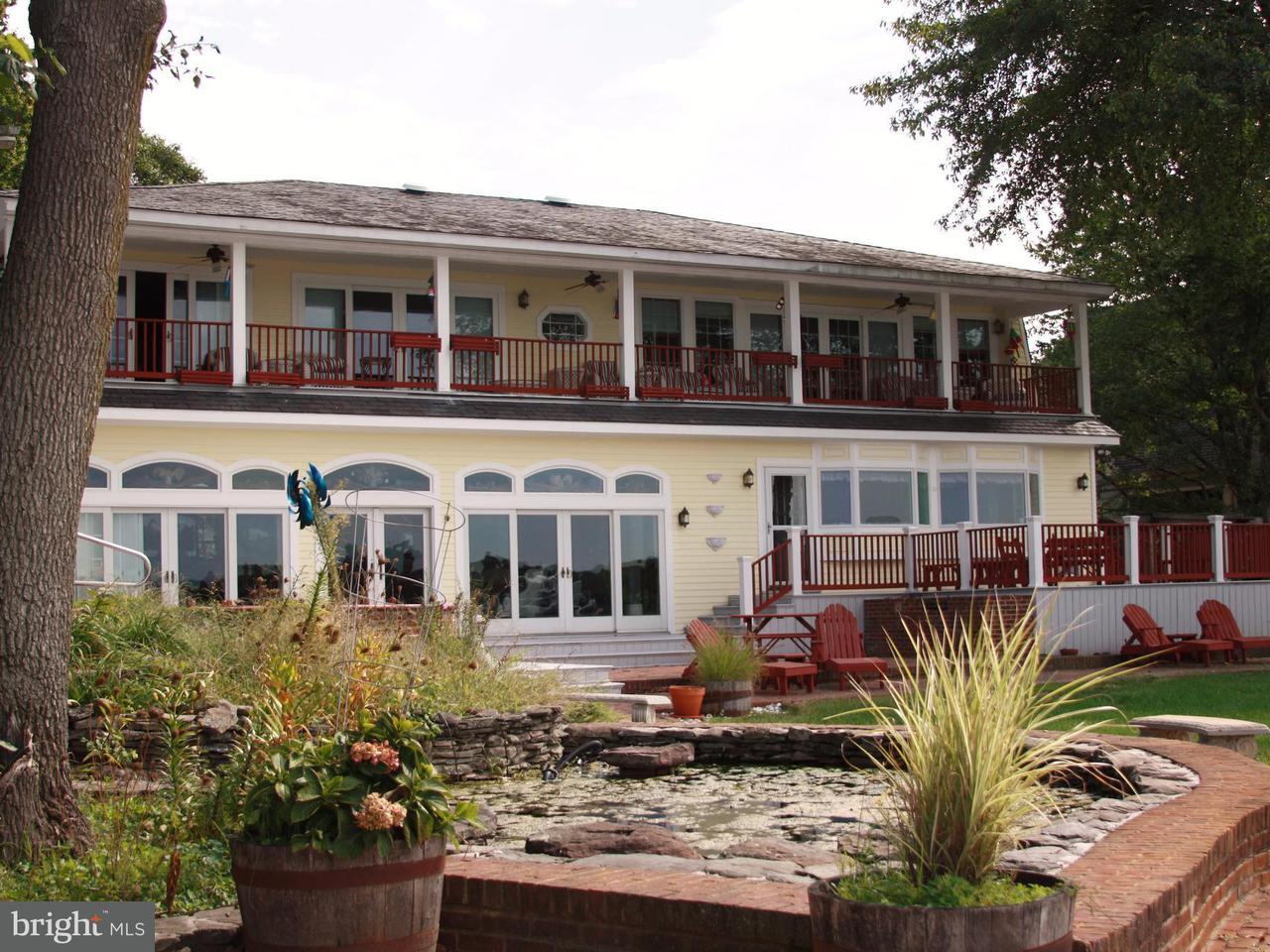 Villa per Vendita alle ore 406 River Road 406 River Road Chestertown, Maryland 21620 Stati Uniti