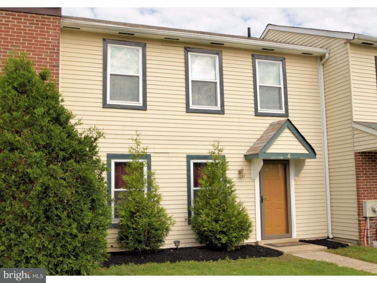 Townhouse for Rent at 4 CAVALRY Drive Horsham, Pennsylvania 19044 United States