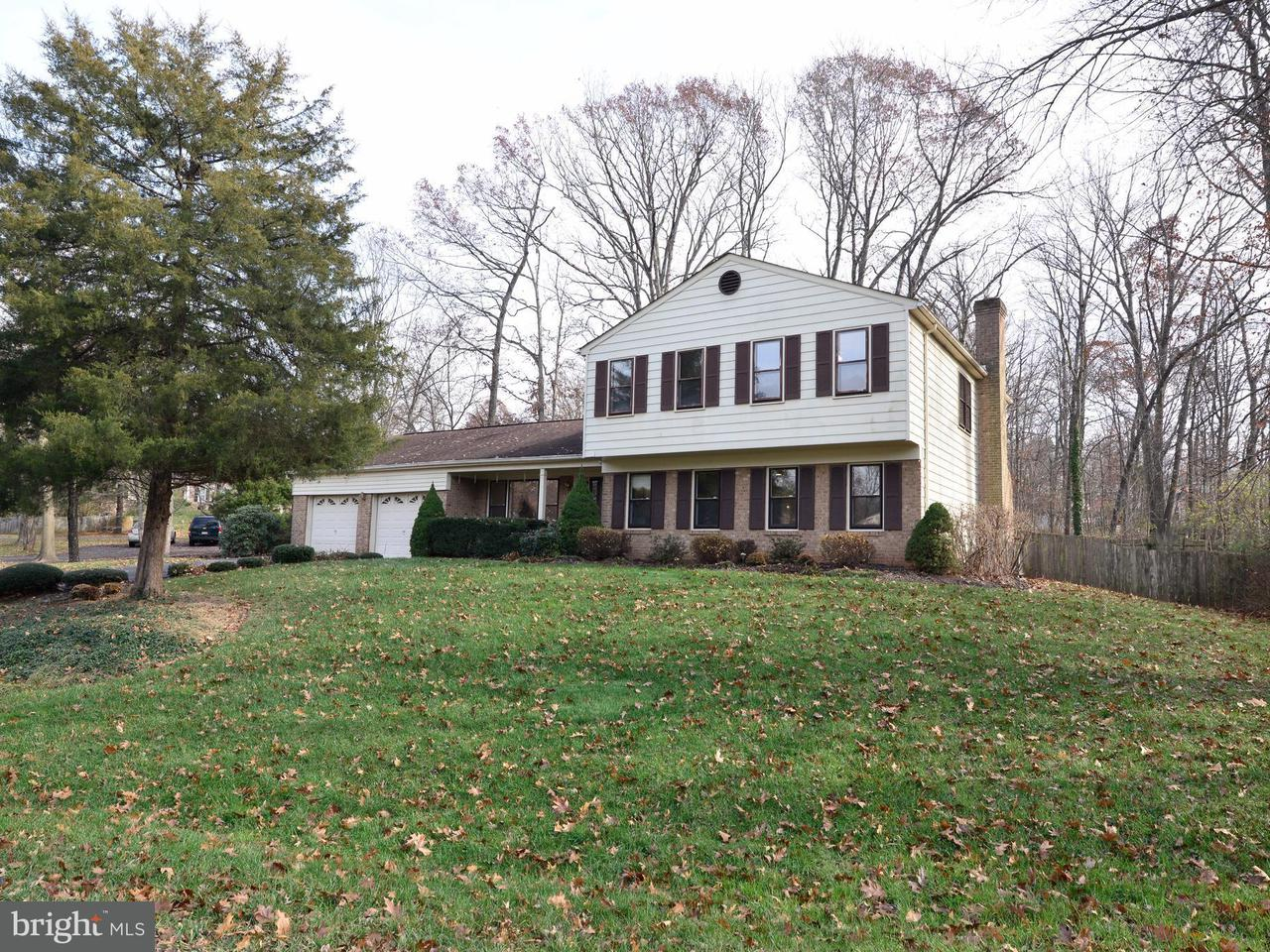 Single Family Home for Sale at 12149 HOLLY KNOLL Circle 12149 HOLLY KNOLL Circle Great Falls, Virginia 22066 United States