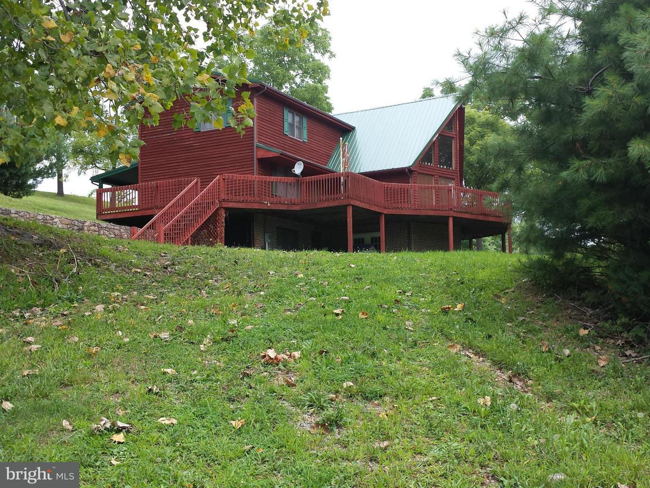 Casa Unifamiliar por un Venta en WELTON ORCHARD ROAD WELTON ORCHARD ROAD Petersburg, West Virginia 26847 Estados Unidos