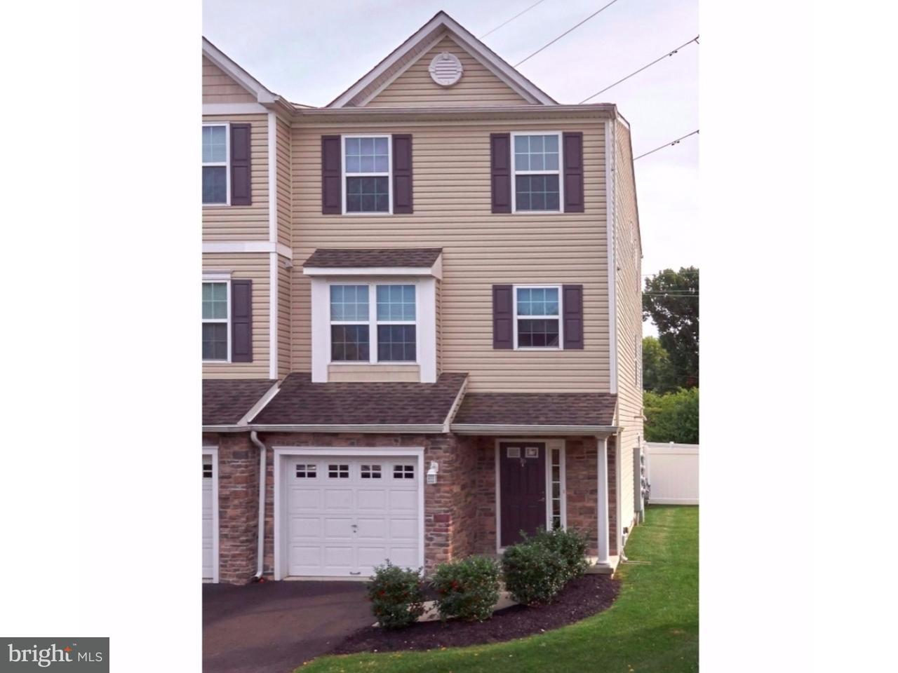 Townhouse for Sale at 16 LUMBER Lane Mount Ephraim, New Jersey 08059 United States