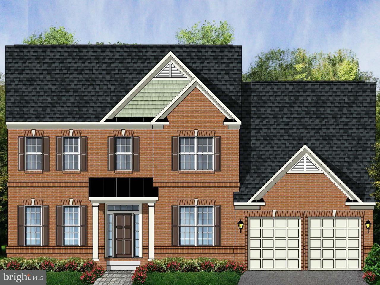 Single Family Home for Sale at 2815 TROTTER PARK Lane 2815 TROTTER PARK Lane Glenarden, Maryland 20706 United States