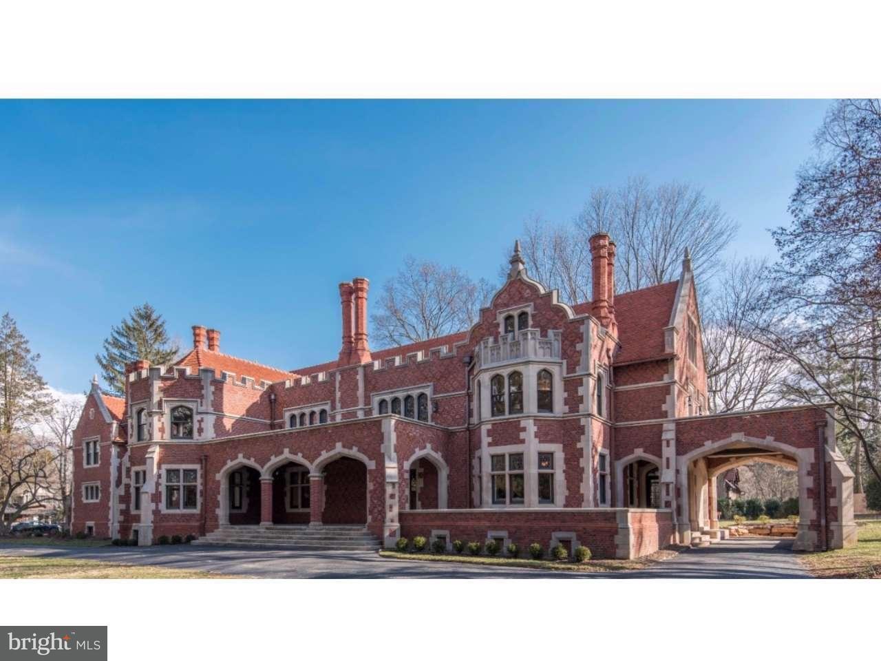 Single Family Home for Sale at 100 PEMBROKE Avenue Wayne, Pennsylvania 19087 United States