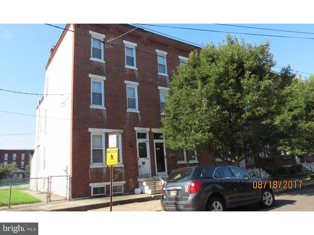 Casa unifamiliar adosada (Townhouse) por un Alquiler en 350 PENN Street Burlington, Nueva Jersey 08016 Estados Unidos