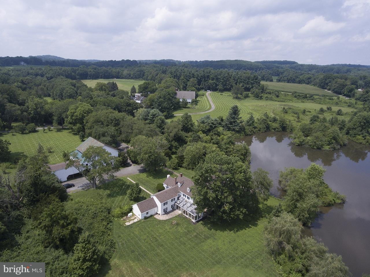 Single Family Home for Sale at 1461 ART SCHOOL Road Chester Springs, Pennsylvania 19425 United States