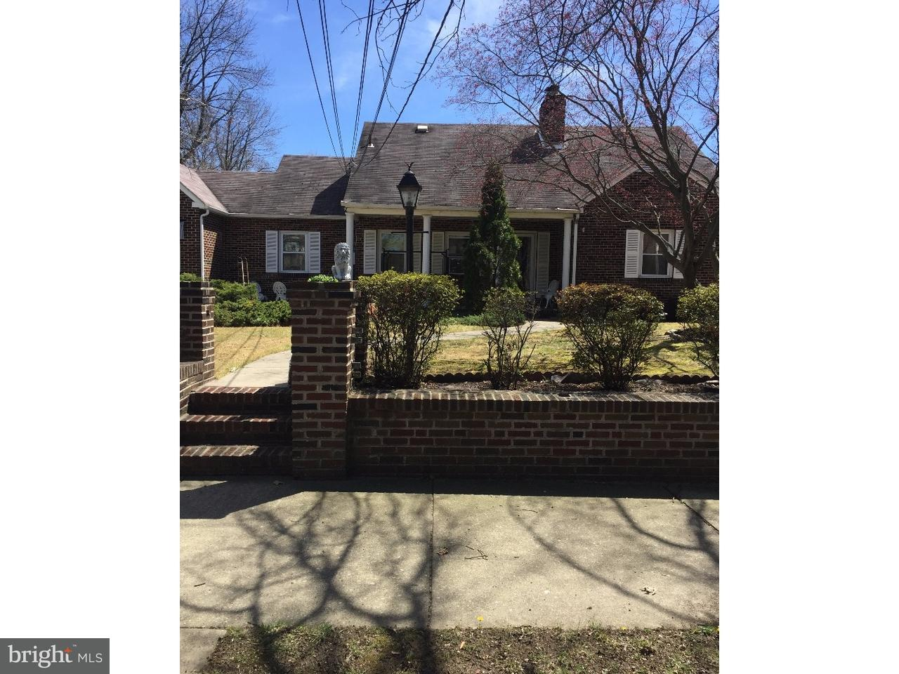 Quadraplex for Sale at 20 KENDALL BLVD Oaklyn, New Jersey 08107 United States