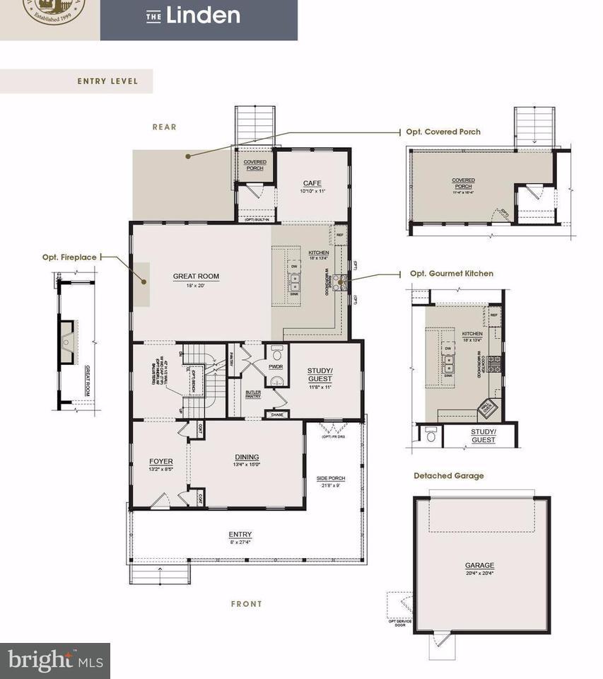 Additional photo for property listing at 3506 TIMBER GREEN Drive 3506 TIMBER GREEN Drive Urbana, Maryland 21704 Estados Unidos