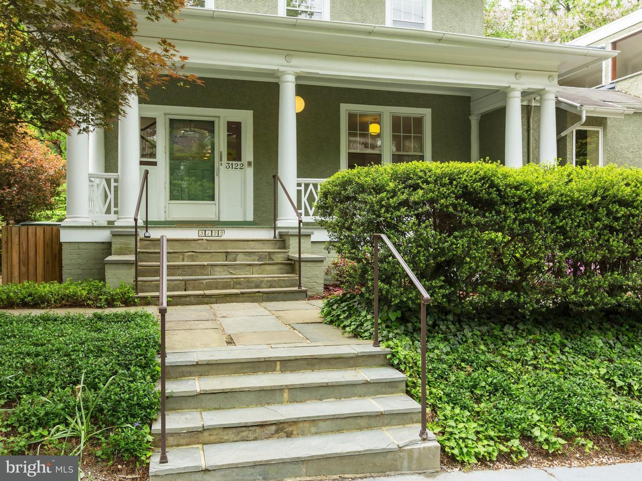 Additional photo for property listing at 3122 Newark St NW  Washington, District Of Columbia 20008 United States