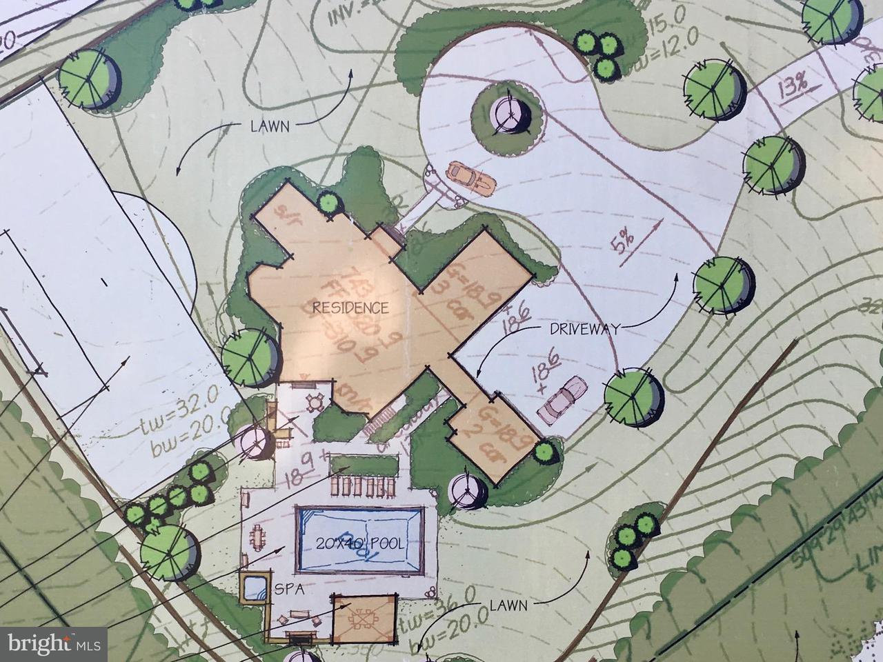 Land for Sale at 9109 DARA Lane 9109 DARA Lane Great Falls, Virginia 22066 United States