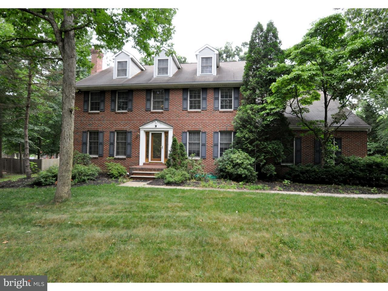 Частный односемейный дом для того Продажа на 108 IRICK Road Westampton, Нью-Джерси 08060 Соединенные Штаты