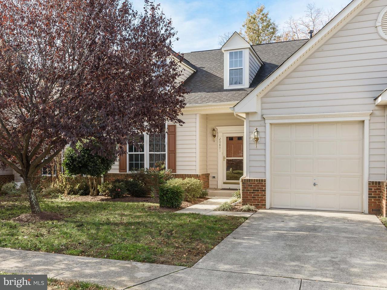 Townhouse for Sale at 20891 KILLAWOG TER 20891 KILLAWOG TER Ashburn, Virginia 20147 United States