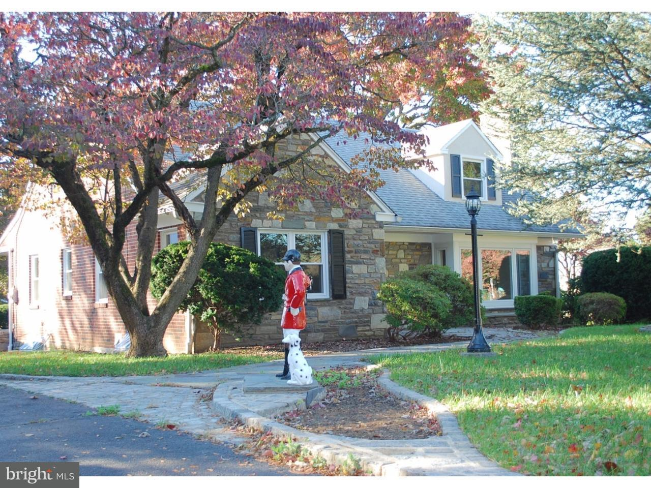 Single Family Home for Sale at 2130 HAVERFORD Road Ardmore, Pennsylvania 19003 United States