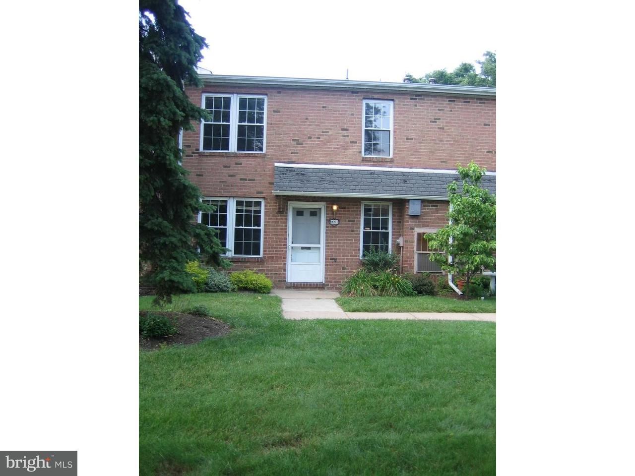Townhouse for Rent at 2091 HARBOUR Drive Palmyra, New Jersey 08065 United States