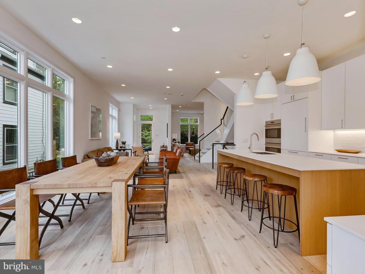 Townhouse for Sale at 3829 LIVINGSTON ST NW 3829 LIVINGSTON ST NW Washington, District Of Columbia 20015 United States