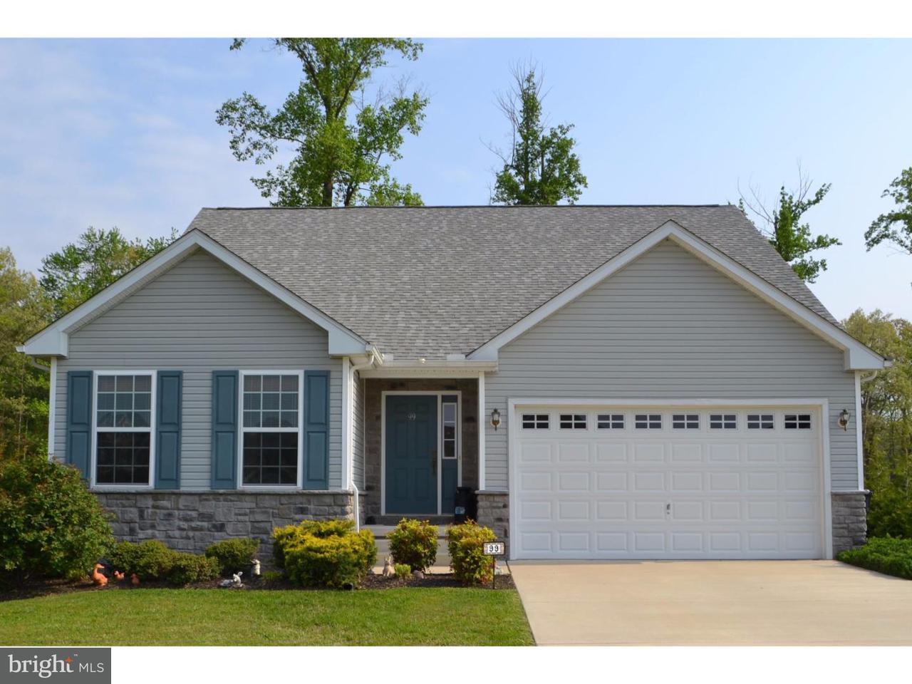 Casa Unifamiliar por un Alquiler en 99 STAR LIGHT Lane Milford, Delaware 19963 Estados Unidos
