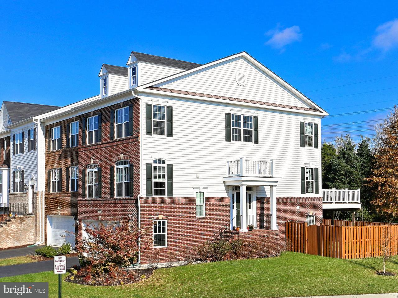 Townhouse for Sale at 25114 Letchworth Ter 25114 Letchworth Ter Aldie, Virginia 20105 United States